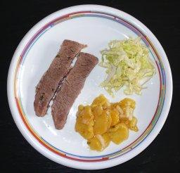 Rindfleischbrühe